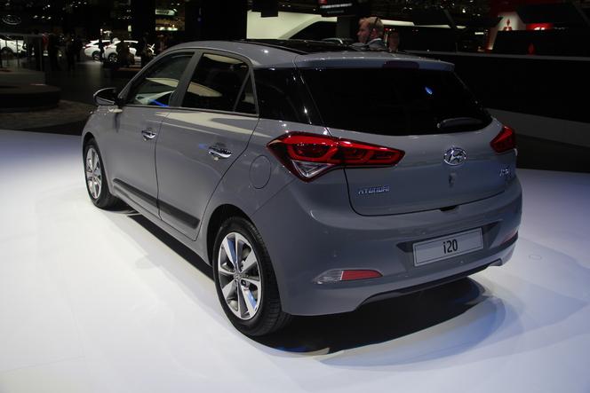 Hyundai i20 : sérieuse - Vidéo en direct du Salon de Paris 2014