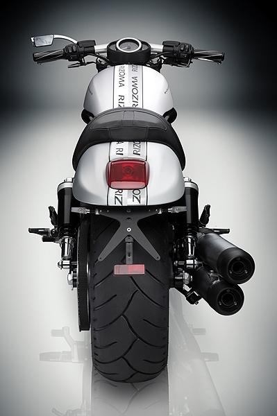 Rizoma : Accessoires pour la Harley-Davidson VRSC Street Rod