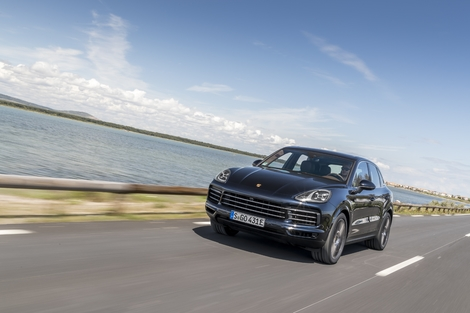 Essai - Porsche Cayenne E-hybrid : la version la plus sollicitée