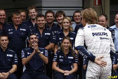 Formule 1 - Williams: La patience de Nico Rosberg a ses limites