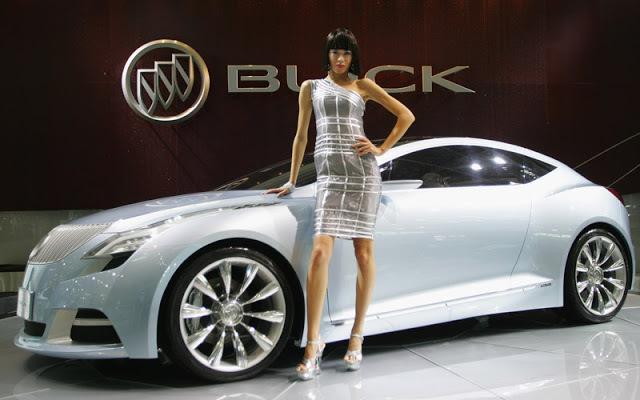 General Motors toujours leader devant Volkswagen en Chine