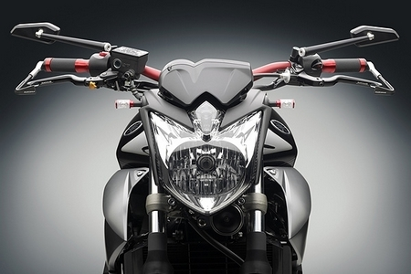 Rizoma : Accessoires pour la Yamaha XJ6 2009