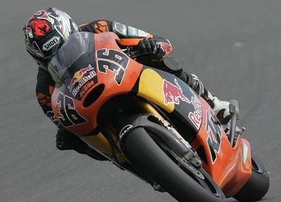 250: France D.1: Kallio relance KTM