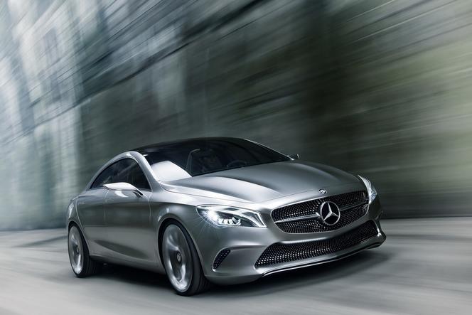 Pékin 2012 : Mercedes Concept Style Coupé officiel (toutes les photos et vidéo)