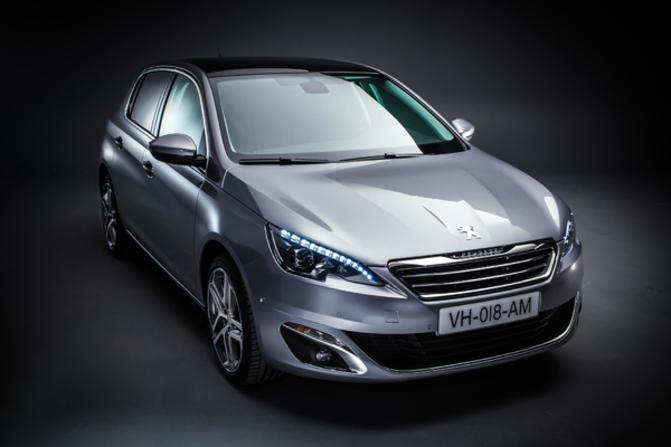 Peugeot dévoile les tarifs de la nouvelle 308