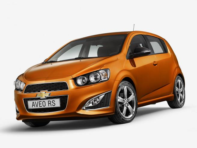 La Chevrolet Aveo Rs Bientt En Europe