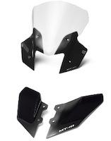 Yamaha MT10: une gamme complète d'accessoires en approche