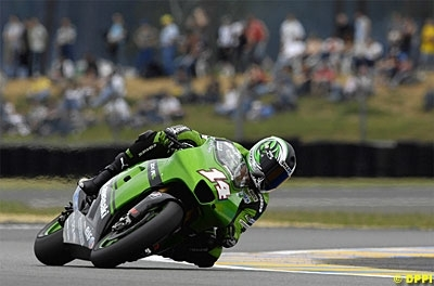 Moto GP: France D.2: La première pole d'Edwards