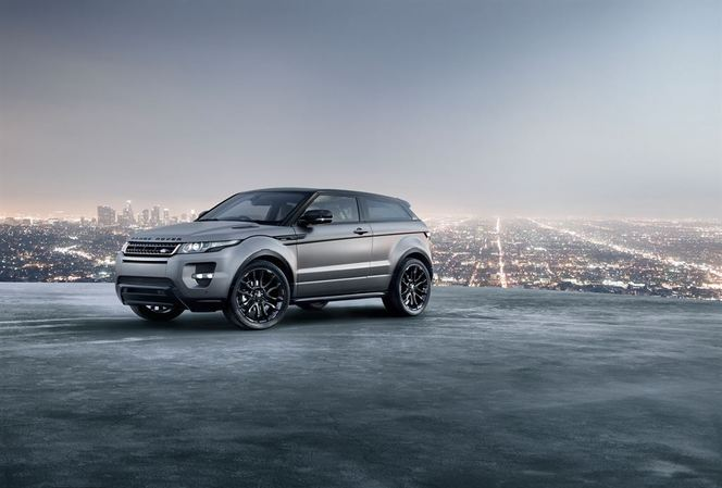Pékin 2012 : Range Rover Evoque Special Edition Victoria Beckham