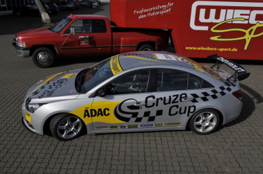 "Chevrolet Cruze Cup: ""UK only"""