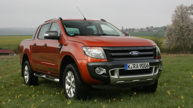 An Evaluation of the Ford Ranger