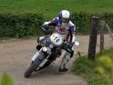 Belgian moto tour : étape 3, en route vers le rallye