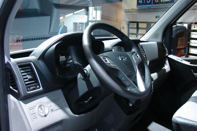 Hyundai H350: challenger - En direct du Salon de Paris 2014