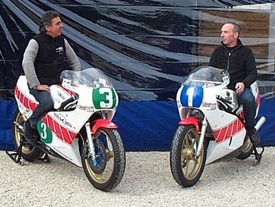 Bertin revient au Mans... après 30 ans!
