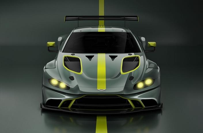 Aston Martin annonce deux nouvelles Vantage de course