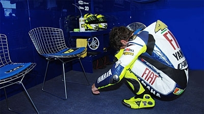 Moto GP: France: Rossi interpelle Michelin.