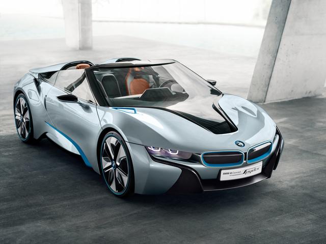 Pékin 2012 : Les BMW i rouleront grâce à la technologie eDrive