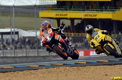 Moto GP: France: Tech'3, le devoir accompli.