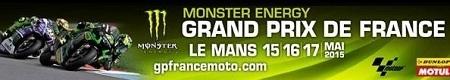 Moto GP - Grand Prix de France: les billets 2015 sont disponibles
