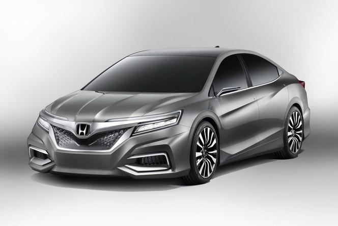 Pékin 2012 : les concepts Honda C et S