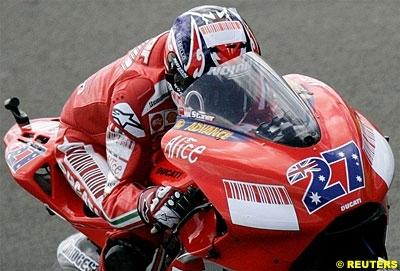 Moto GP: La statistique bénit l'Australie