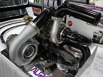 SEMA : Diesel Power