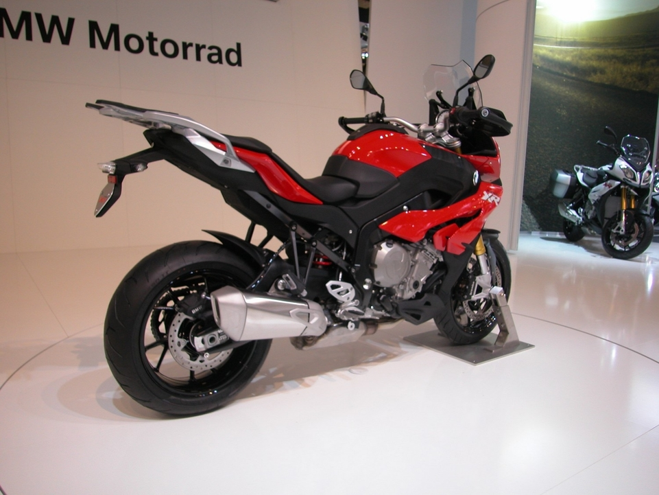 En direct de l'EICMA :  BMW S1000XR
