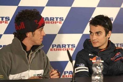 Moto GP - Qatar: Pedrosa sera sur sa Honda