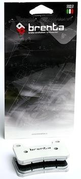 Plaquettes de frein Brenta FT5: chez Shogunmoto