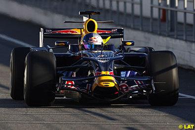 Formule 1 - Test Barcelone: Loeb les a tous bluffés !