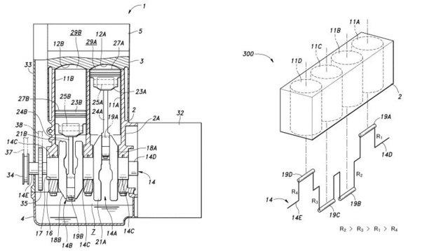 Honda : un prototype de moteur à cylindrée variable