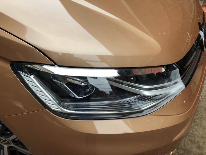 Volkswagen Caddy 5 (2021) - La fiche technique