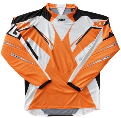 KTM Racetech: ensemble off road.
