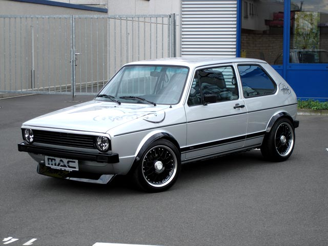 Find Old School Tuning Vw Golf