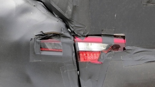 Surprise : le SUV Alfa Romeo Stelvio en balade