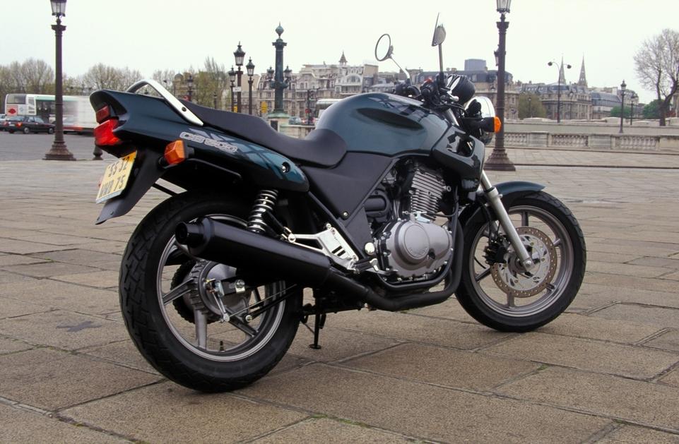 Le Dossier Occasion Honda Cb 500 Une Robustesse Légendaire