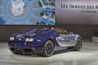 Mondial 2014 : Bugatti nous confirme que le prochain modèle sera une Supersportive