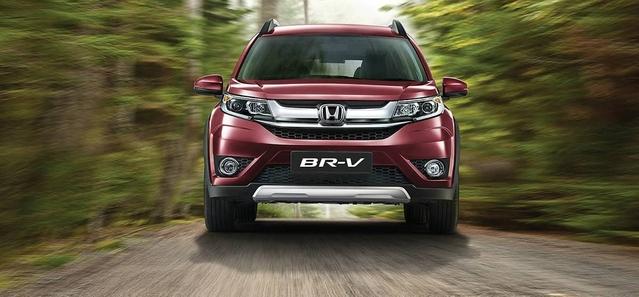 Honda BR-V : un crossover pour conquérir l'Inde