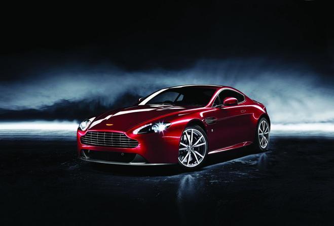 Pékin 2012 : Aston Martin présente les éditions limitées Dragon 88
