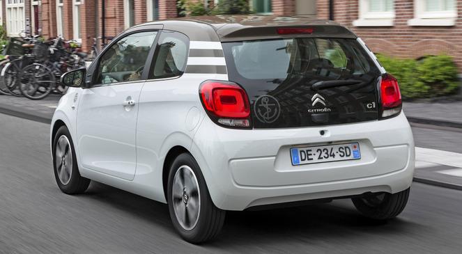 Quelle Citroën C1 choisir ?