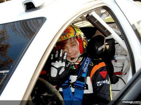 Dindo Capello remporte le rallye de Monza devant Valentino Rossi