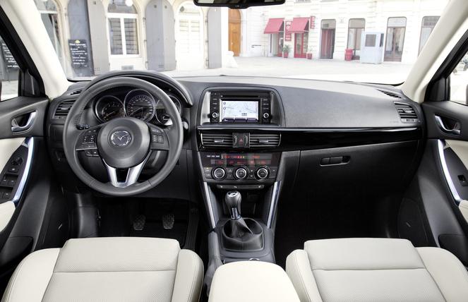 Essai vidéo - Mazda CX-5 : surprise attendue