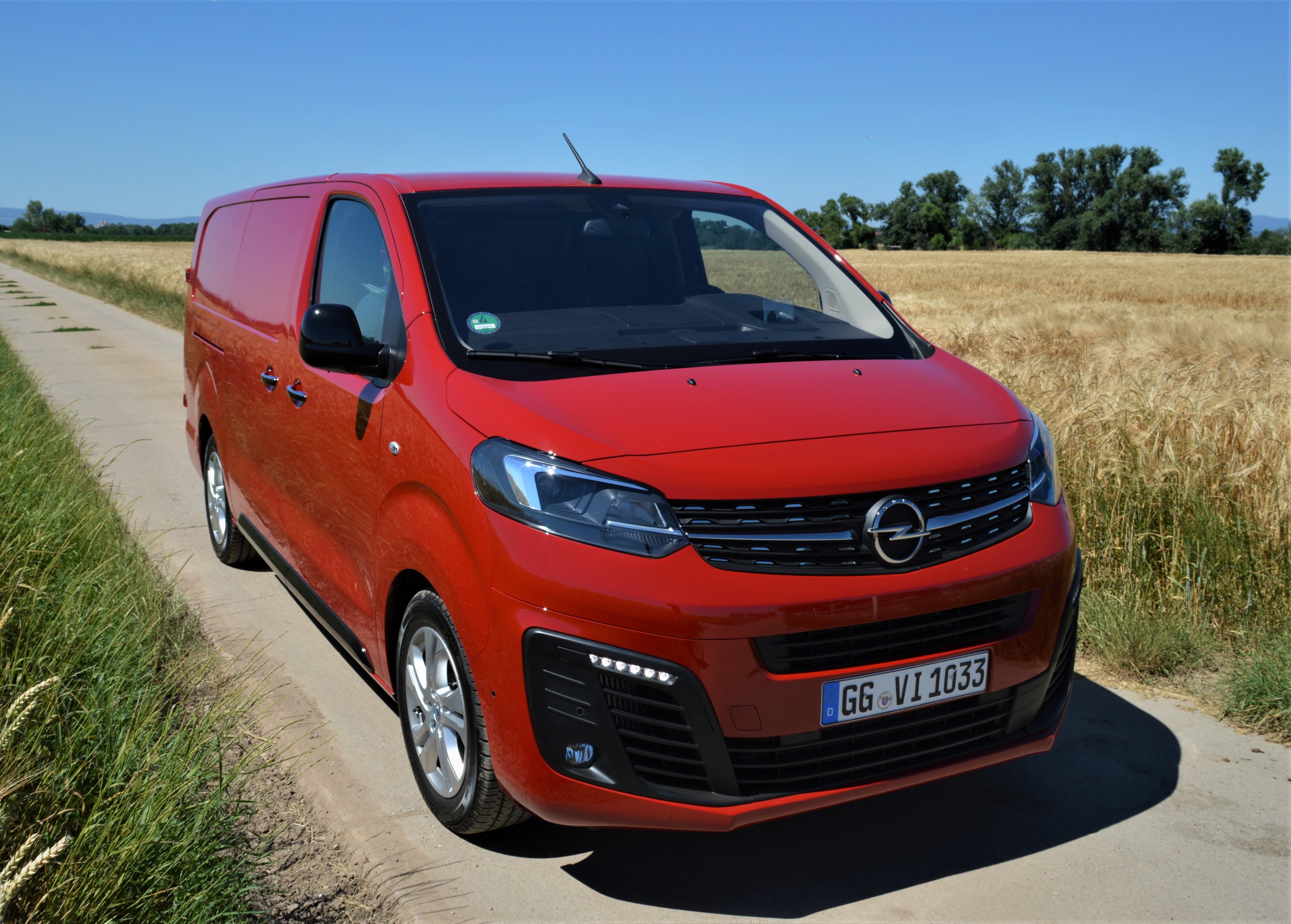 Essai - Opel Vivaro (2019) : une valeur sûre