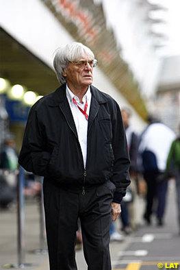 Formule 1 - Ecclestone: La nouvelle idée de Bernie