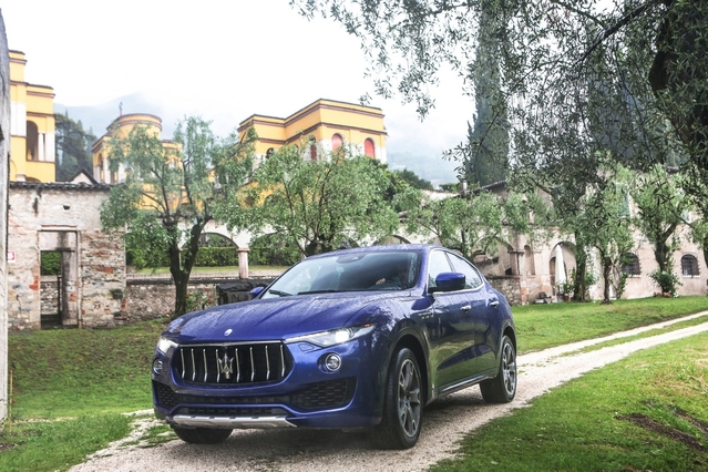 Essai - Maserati Levante, le SUV version latine