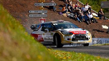 WRC - Rallye de France : Latvala repousse l'échéance