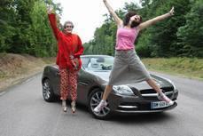 Vidéo : nos drôles de dames testent la Fiat Panda