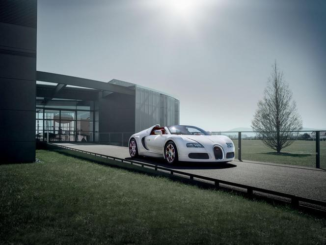 Pékin 2012 : Bugatti Veyron Grand Sport Wei Long