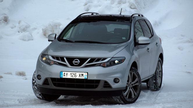 Essai - Nissan Murano dCi : mieux vaut tard que jamais