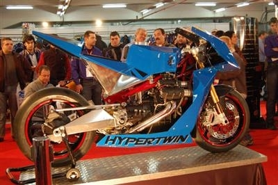 Retour sur l'Hypertwin HT-01